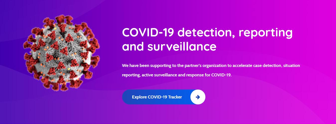 DHIS2 COVID-19 Tracker